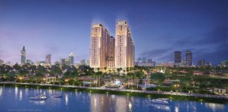 Phoi Canh Dreamhome Riverside