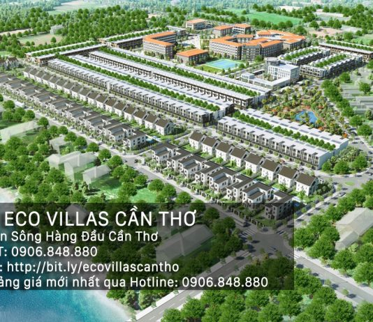 Eco Villas Can Tho