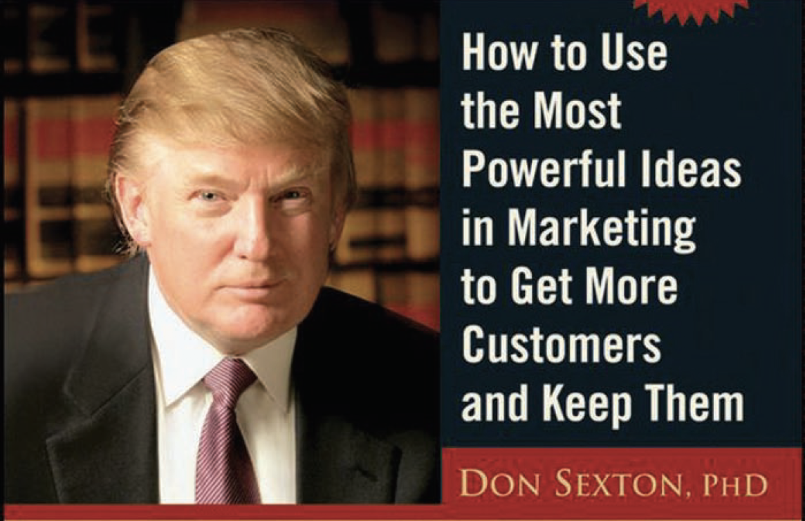 Marketing Can Ban - Donal Trump